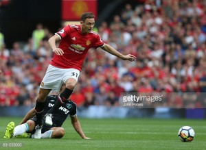 Nemanja Matić states that Manchester United is the biggest club he has played for