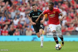 Anthony Martial: We have no specific aim at Manchester United, only trophies, trophies, trophies