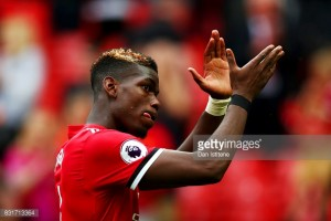 Paul Pogba states his intention to win the Premier League with Manchester United