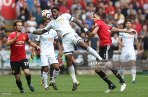 Swansea City 0-2 Manchester United: Lingard magic lands United in the last-eight