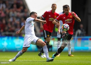 Henrikh Mkhitaryan claims confidence is behind Manchester United's brilliant start to season