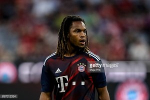 Swansea City close to agreeing season-long loan of Renato Sanches from Bayern Munich
