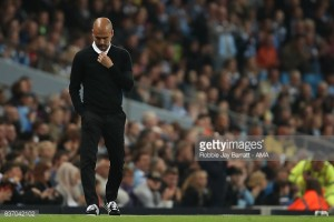 """Pep Guardiola admits that Manchester City's draw with Everton wasn't """"good enough"""""""