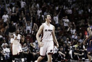 Resumen NBA: derrota de Golden State y Dragic se venga de los Suns