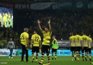 Bundesliga Round-Up: Dortmund and Hamburg keep up pace with Bayern