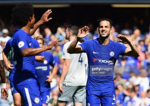 Chelsea 2-0 Everton: Conte's men continue resurgence with comfortable win over tame Toffees