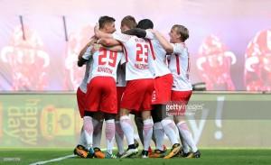 RB Leipzig 4-1 SC Freiburg: Hosts kick-start season with second half blitz
