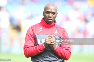 Swansea City assistant Claude Makélélé leaves club forBelgian side KAS Eupen
