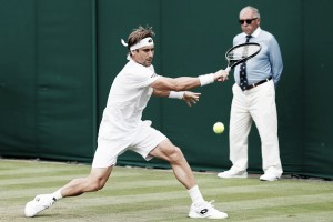 Wimbledon: David Ferrer knocks out the 22nd seed Richard Gasquet in four sets