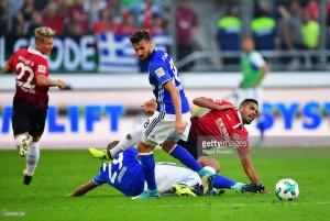 Hannover 96 1-0 Schalke 04: Jonathas scores only goal on debut