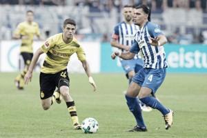 Saiba tudo sobre Hertha Berlin x Borussia Dortmund, pela 19ª rodada da Bundesliga