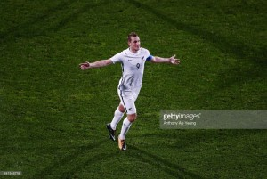 Chris Wood returns with a hat-trick to his name as Burnley stars continue global exploits