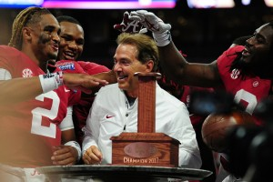 College Football week one round-up: Saban stays unbeaten against former co-ordinators as Bama defence rolls in Atlanta