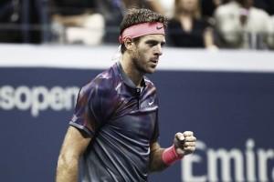 Del Potro repete 2009, bate Federer e desafia Nadal nas semifinais do US Open