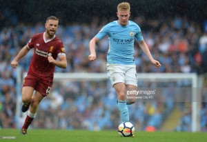 "Pep Guardiola ""so happy"" with Kevin De Bruyne after man-of-the-match performance against Liverpool"