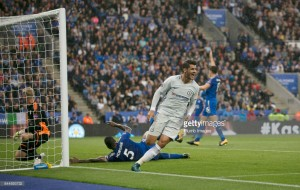 Leicester City 1-2 Chelsea: Champions continue revival as they squeeze past Foxes