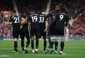 Stoke City 2-2 Manchester United: Player Ratings as United fall short against Stoke yet again