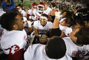 College Football week two round-up: Baker Mayfield and Sooners gain revenge over Buckeyes in Columbus