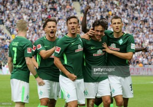 Hertha BSC 1-1 SV Werder Bremen: Delaney's stunning effort earns the Green and Whites first point of the season