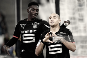 Marseille 1-3 Rennes: Bretons batter toiling Olympians