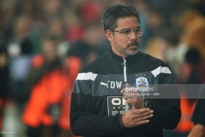 """David Wagner expects """"electric atmosphere"""" ahead of Leicester City clash"""