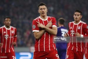 Bayern Munich 3-0 RSC Anderlecht:Die Roten toil against ten men