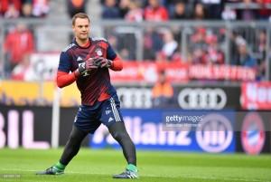 Bayern Munich set to lose Manuel Neuer for several months