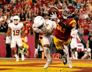 College Football week three round-up: Darnold, Burnett and Jones star as USC edge past Texas