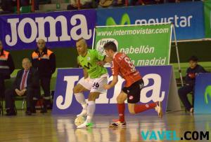 Inter Movistar - Triman Navarra: segundo asalto verde
