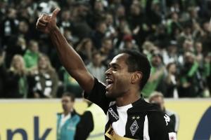 Com grande atuação de Raffael, Borussia Mönchengladbach supera Stuttgart e volta a vencer