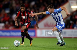 Jayson Molumby hopes to get another Brighton start