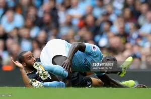 Manchester City confirm Benjamin Mendy has ruptured his ACL in his right knee