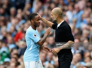 """Pep Guardiola hoping Manchester City can make in-form Sterling """"stay longer"""" ahead of West Ham clash"""