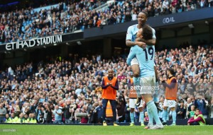 Manchester City 5-0 Crystal Palace: City maintain Premier League leaders as they run riot against dejected Eagles