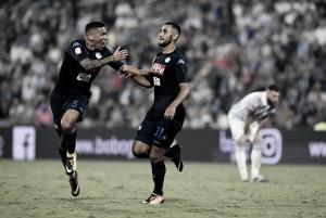 No sufoco, Napoli vira sobre Spal e joga pressão para a Juventus