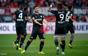 Bayer Leverkusen 3-0 Hamburger SV: Volland and Alario impress in another home win