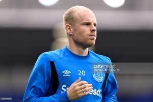 Davy Klaassen keen to remain at Everton according to agent