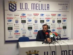 """José Carlos Granero: """"Al final hemos pensado más en el resultado que en el juego"""""""