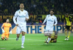 Borussia Dortmund 1-3 Real Madrid: Ronaldo's class shines through to give Los Blancos' second win in Group H