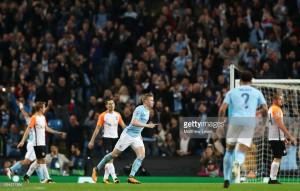 Manchester City 2-0 Shakhtar Donetsk: De Bruyne and Silva continue City's unbeaten start against dangerous Donetsk