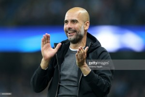 "Pep Guardiola praises Manchester City for gaining ""big victory"" over Shakhtar Dontesk"