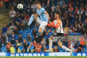 "John Stones identifies keeping clean sheets as a ""big target"" for Manchester City"