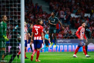 Atlético Madrid 1-2 Chelsea: Batshuayi strikes at the death to steal all three points for the Blues