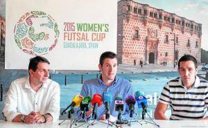 Presentada la Women's Futsal Cup