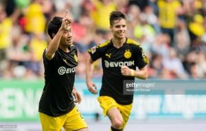 Bundesliga Round-Up: Borussia Dortmund move five points clear