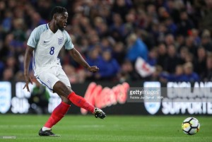 Josh Onomah says he's 'happy to get back out there' following England Under-21s win