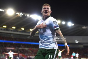 James McClean sends Ireland into play-offs and breaks Welsh hearts.