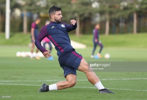 """Sergio Agüero """"ready"""" to return to Manchester City first-team after Amsterdam crash"""