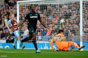 Michail Antonio hails 'good point' after Burnley draw