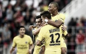 Meunier marca duas vezes, PSG supera Dijon no sufoco e amplia vantagem na liderança